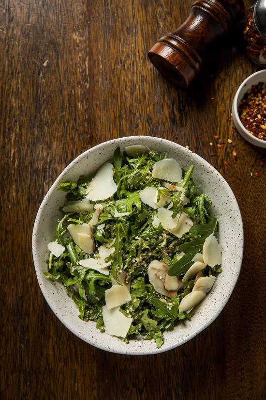 Rocket Parmesan  Salad