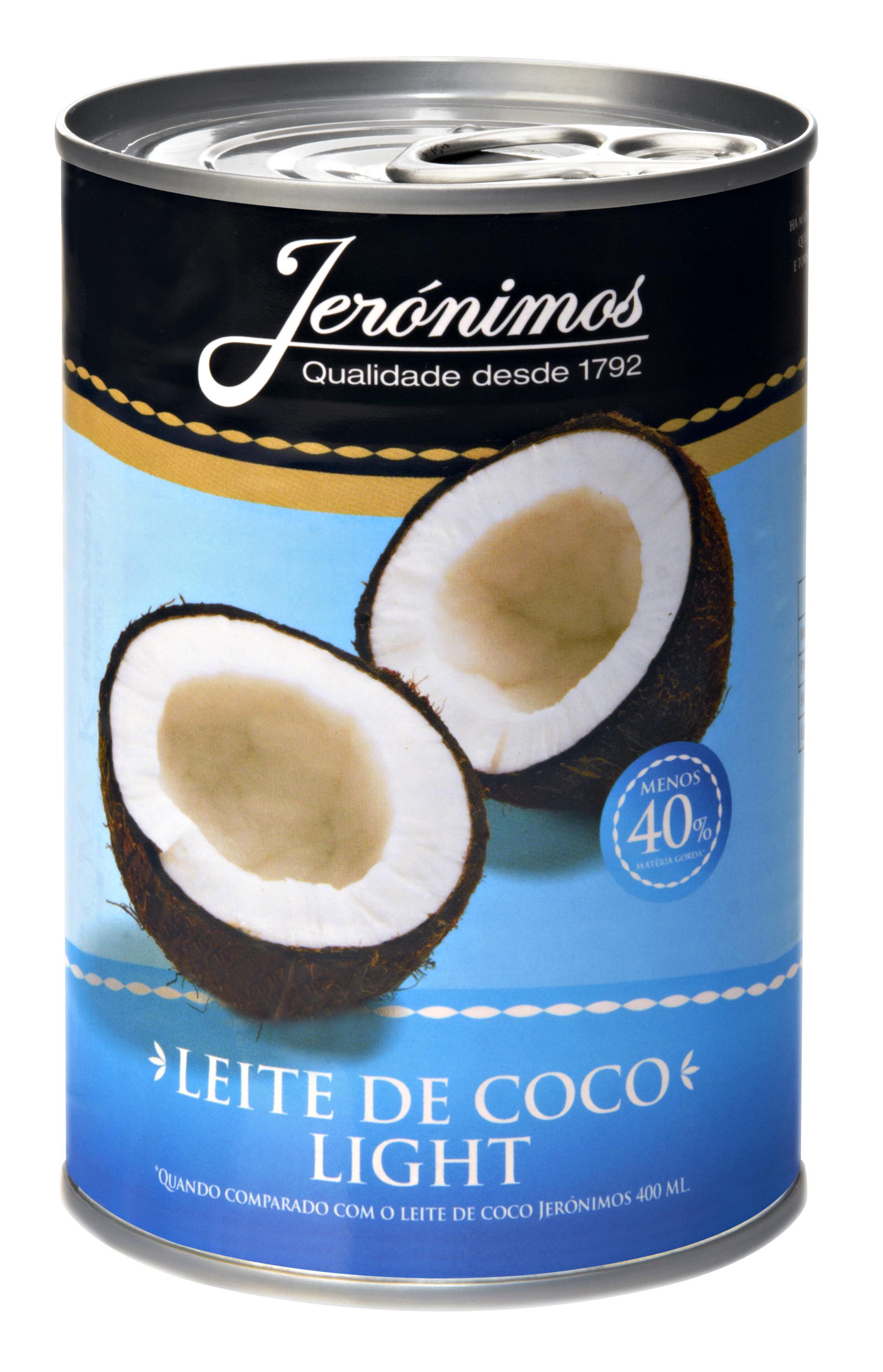 Jeronimos Leite de Coco Light 400ml