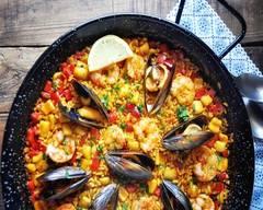 EZ Paella Seafood