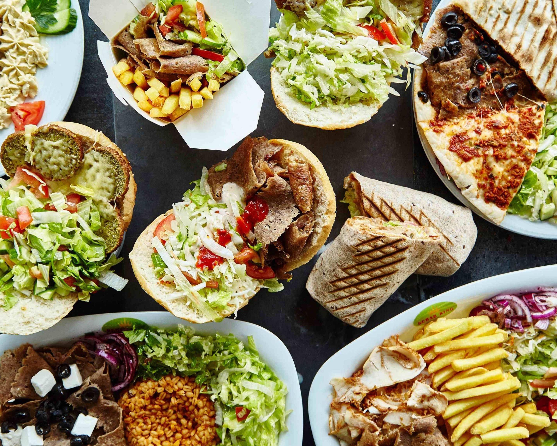 Dostawa Z Restauracji Kebab King Dereniowa Warszawa Uber Eats