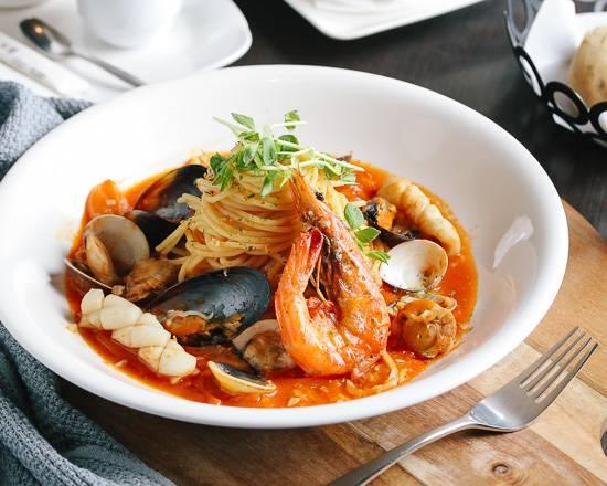 洋城義大利餐廳-內湖家樂福店