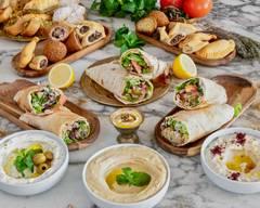 Man'ouché - La Galette Traditionnelle Libanaise -