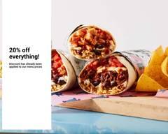 Kick-Ass Burrito (Stoke Potteries)