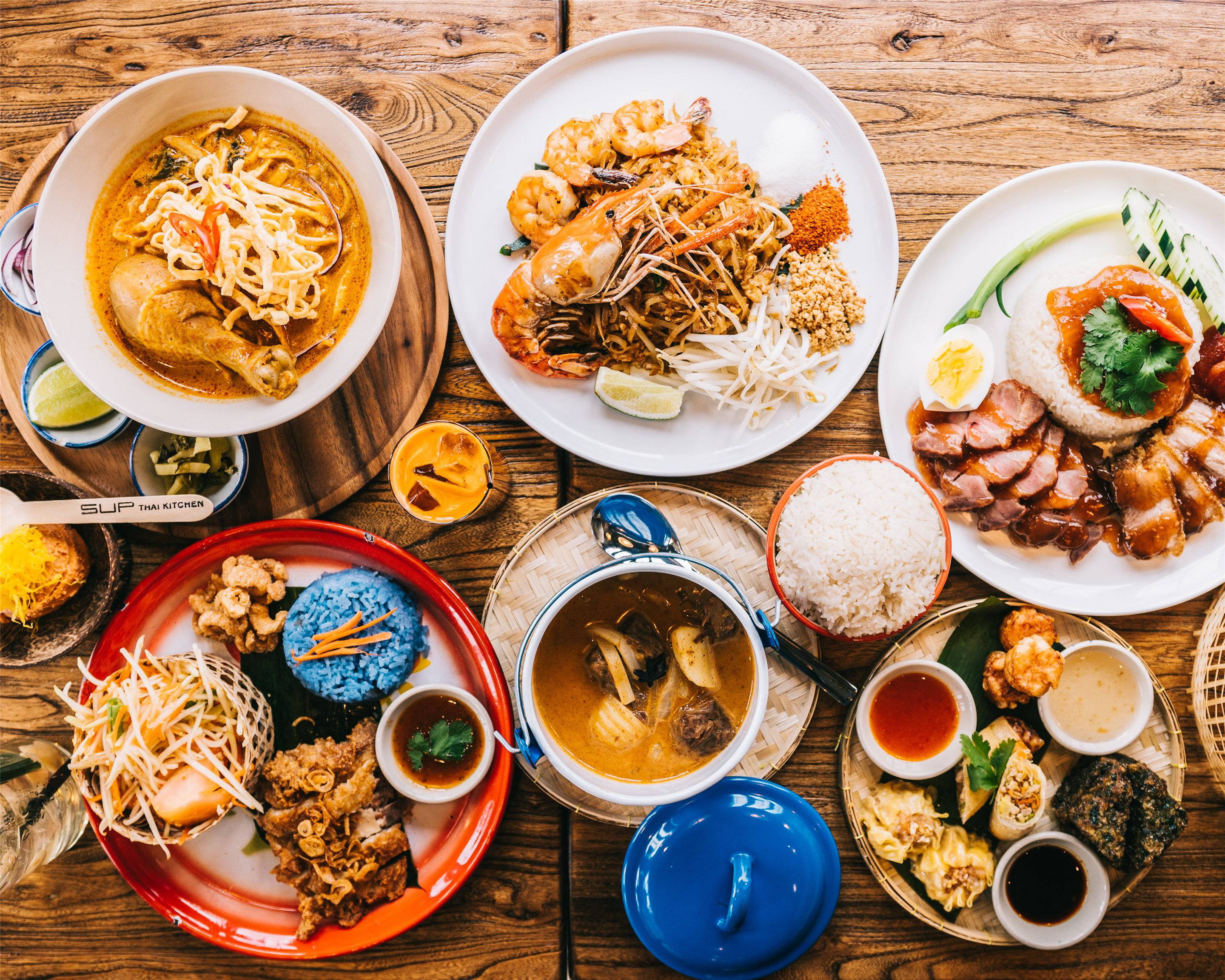 Order Sup Thai Kitchen Delivery Online New York City Menu Prices Uber Eats