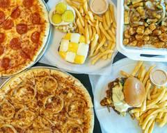 Hibachi Pizza