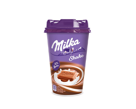 Milka Cup Leite Achocolatado 200ml