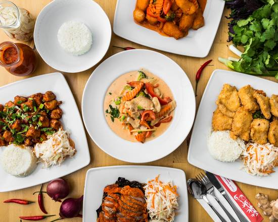 Dostawa Z Restauracji Asian Lan Anh Marynarska Warsaw Uber Eats