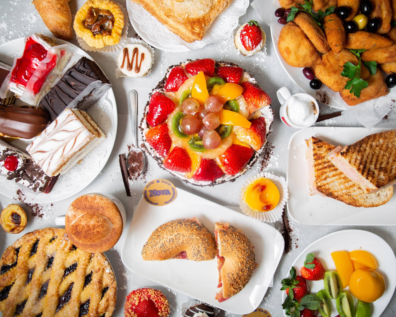 Order Nova Pastry & Bakery Delivery Online Toronto Menu & Prices Uber Eats