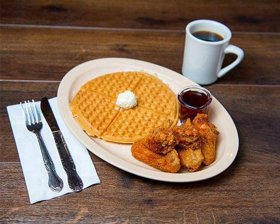 Roscoe's Chicken and Waffles (106 W Manchester Ave) Delivery