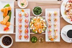 Nanami Sushi-Grill Sake