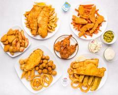 Union Jack Fish & Chips LTD (Carlton & Vine)