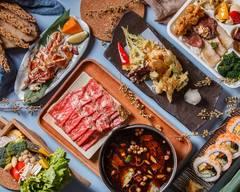 芙洛麗飯店 銅話鍋物  野海壽司