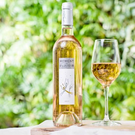 Vin rosé - Moment de Plaisir, IGP Pays d'Oc 0,75l