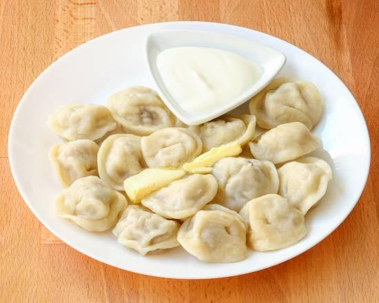 Dostawa Z Restauracji Dedas Chinkali Kuchnia Gruzińska