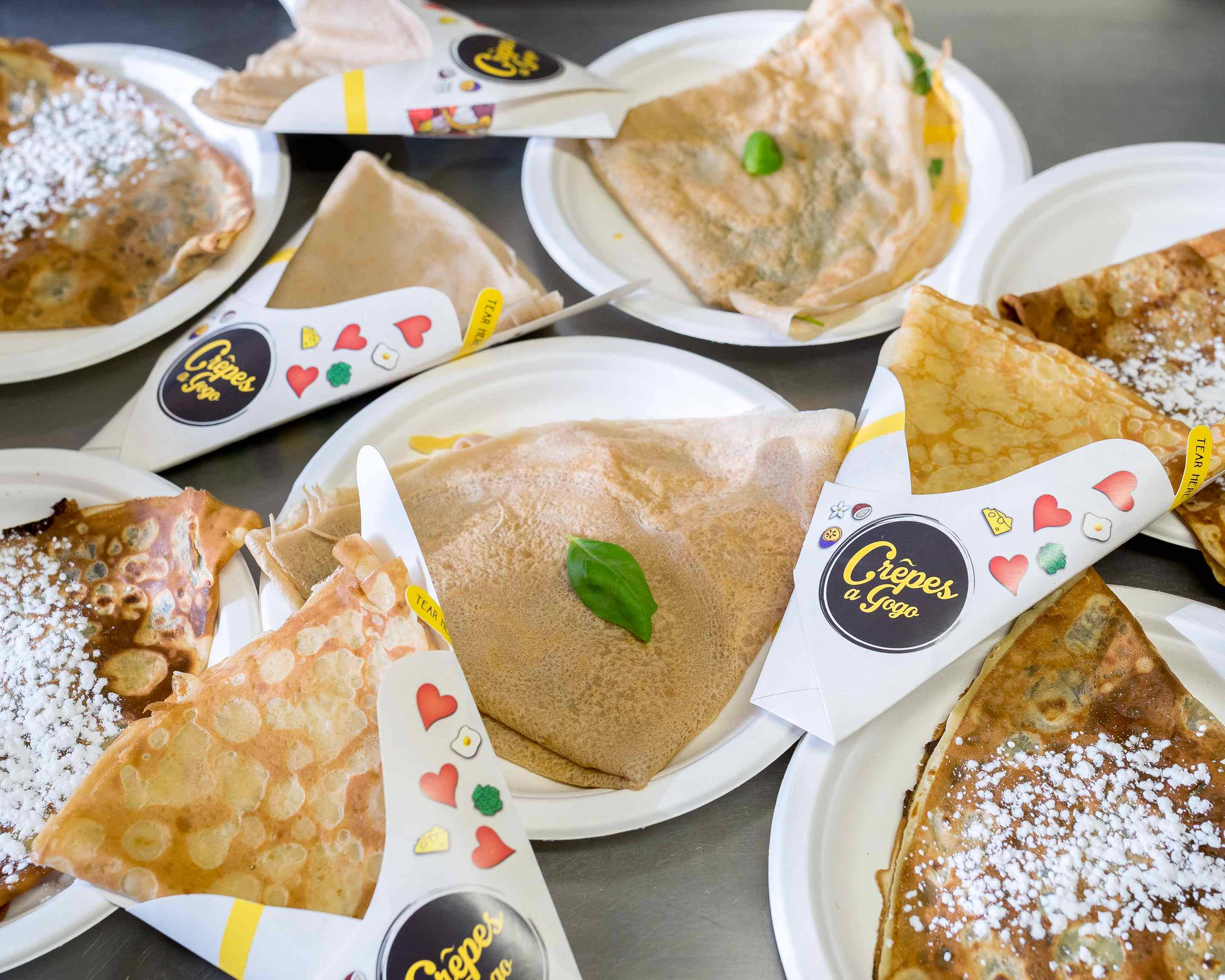 Crepes A Go Go Takeaway In Auckland Delivery Menu Prices Uber Eats