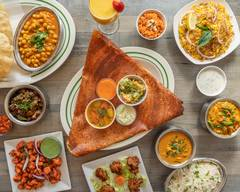 Dosa n Curry