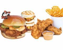 Bird-N-Bun: Fried Chicken Sandwiches