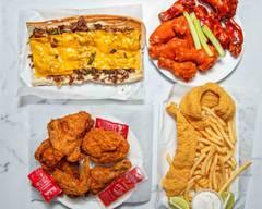 Halal American Best Chicken Wings