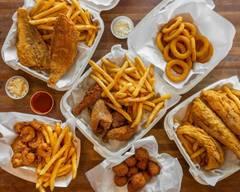 Royal Fish, Shrimp, & Chicken