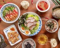 広島風つけ麺 辛唐家 hiroshima tukemen karatohya