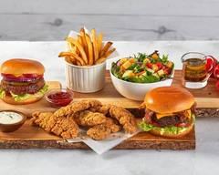 American Eclectic Burger (DET11-1)