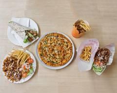 New Bollywood kebab and pizza