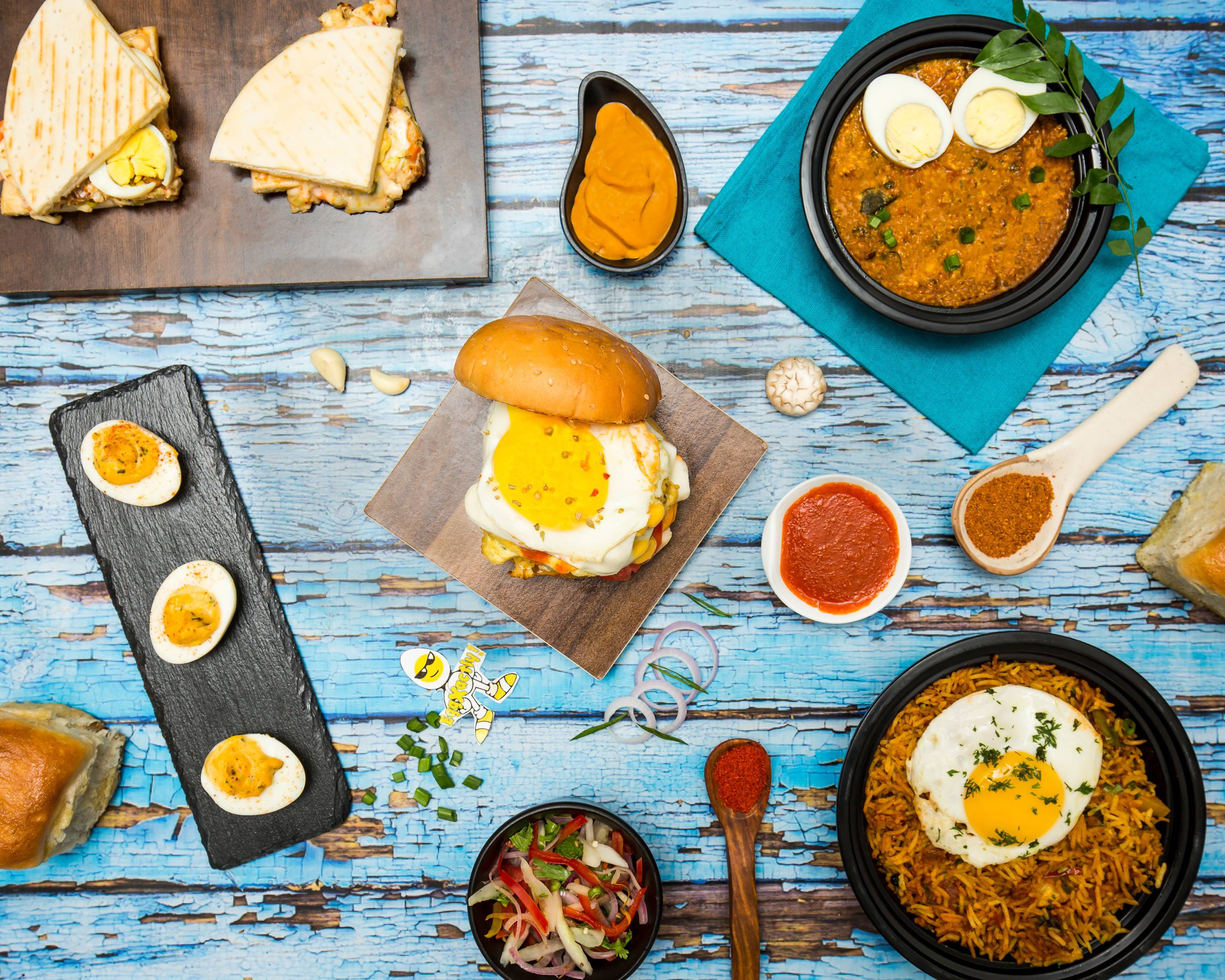 Ministry Of Eggs Delivery | | Uber Eats