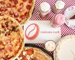 Cáscara Café, Pizzas y Crepas