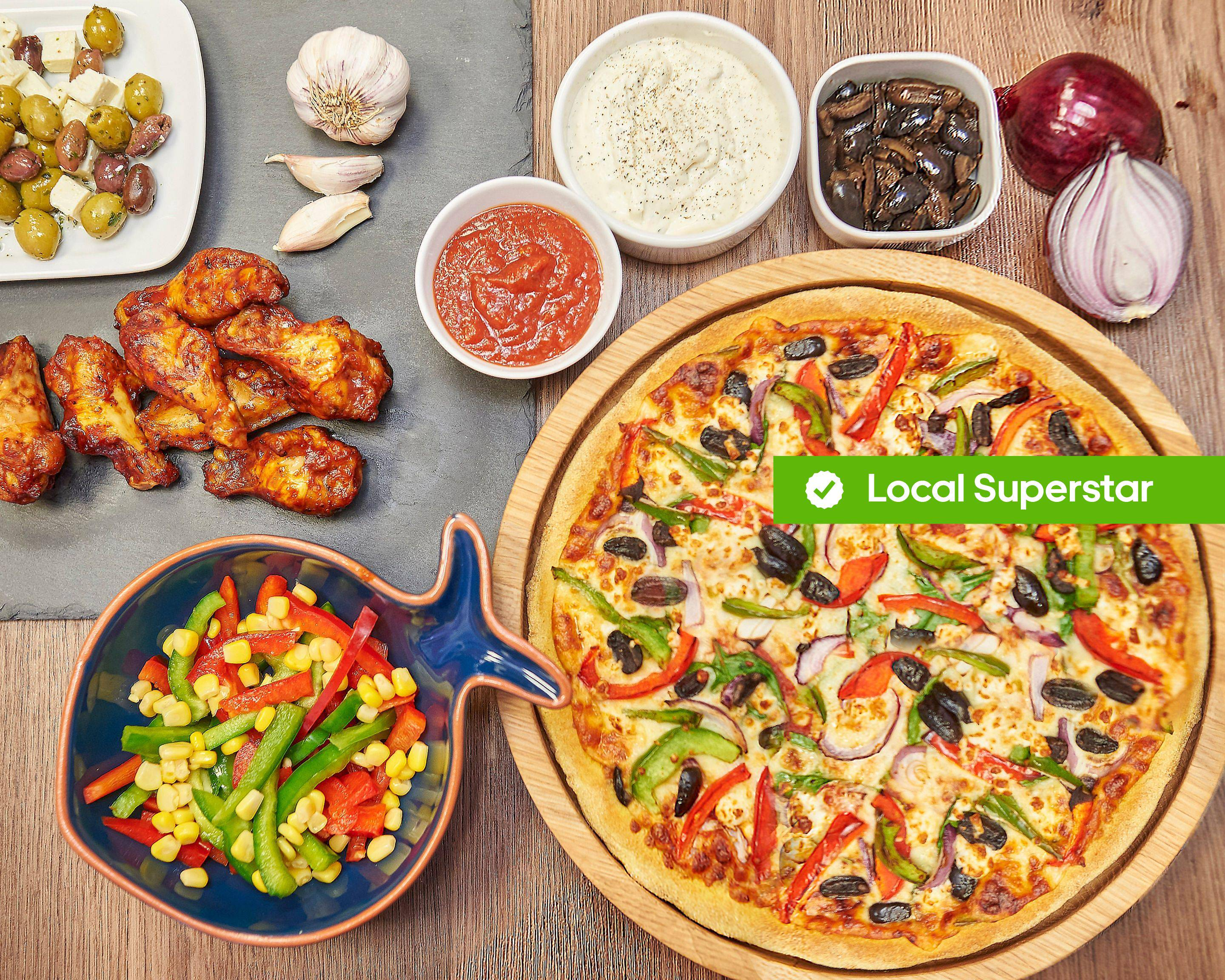 The Red Pizza Company Delivery Bristol Uber Eats