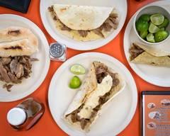 Tacos Árabes (Camarones)
