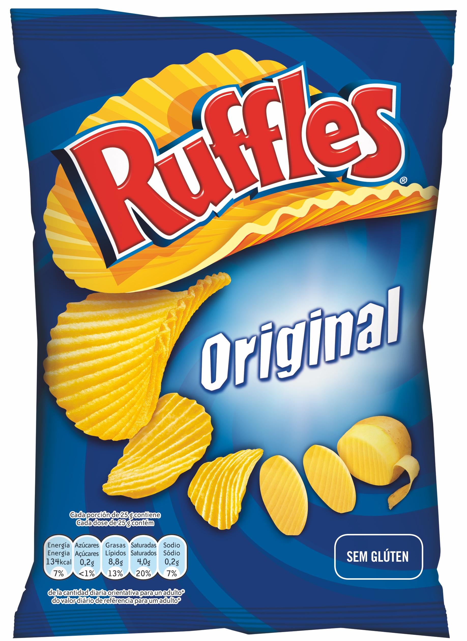 Ruffles Sal 140g