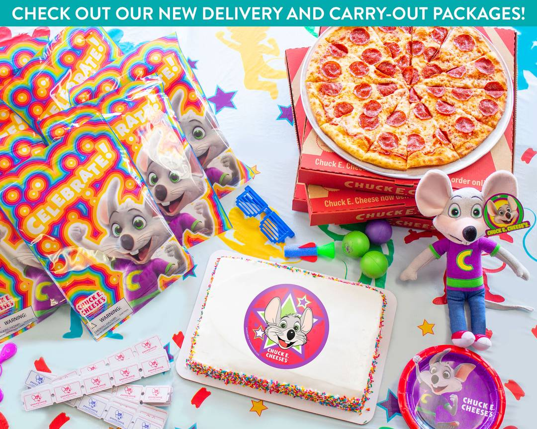 Halloween 2020 Chuck E Cheese Dublin Ohio Order Chuck E. Cheese (2711 Martin Rd) Delivery Online | Columbus
