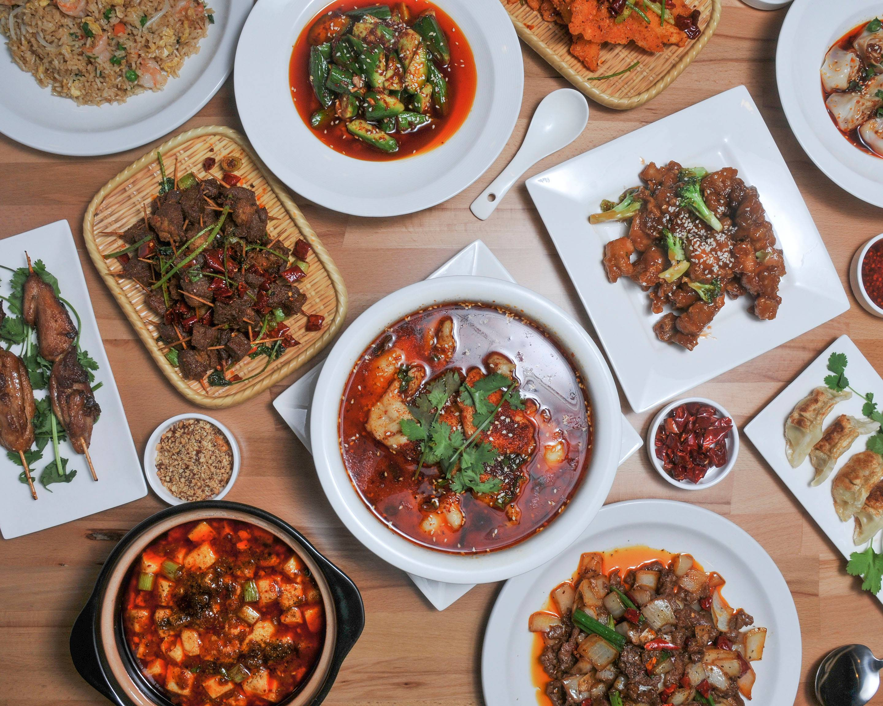 Order Chuan Cafe Delivery Online | Raleigh-Durham | Menu & Prices | Uber  Eats