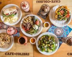 Café Colibrí City Express