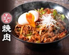 よくばり焼肉弁当 わらび店 #韓国カルビと旨辛ヤンニョムチキンがうまい。