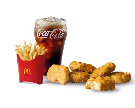 套餐-麥克鷄塊(6塊) | 6pcs McNuggets Meal