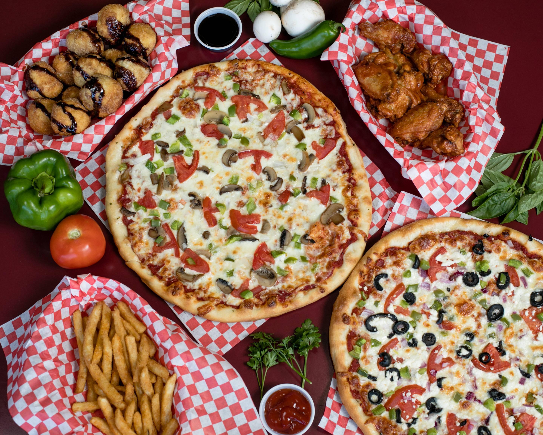 Homeslice Pizzeria Delivery Windsor Uber Eats