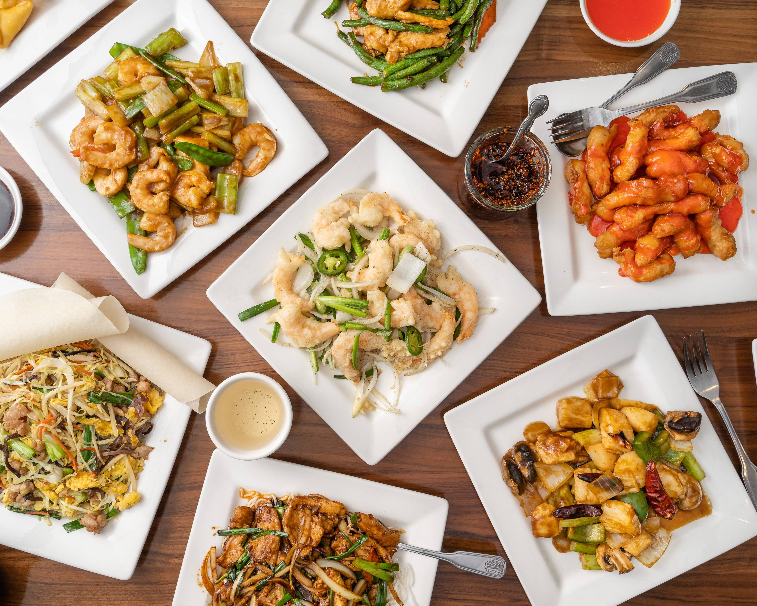 order mr chen's chinese kitchen delivery online