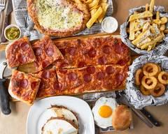 La Sibarita Burger & Pizzametro