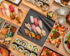 寿司饂飩まるとく Sushi udon marutoku
