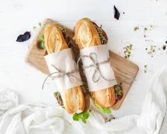 Salvatore's Parmigiana Sandwiches