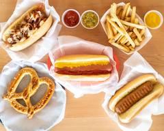 El Capitan's Gourmet Sausages and Pretzels