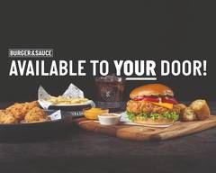 Burger & Sauce (Birmingham)
