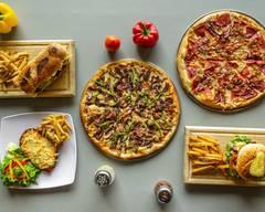 Borgaros Pizza