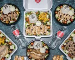 Amo comer healthy meals