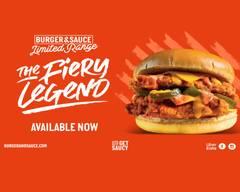 Burger & Sauce (Bullring)