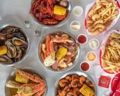 Sat Asian seafood