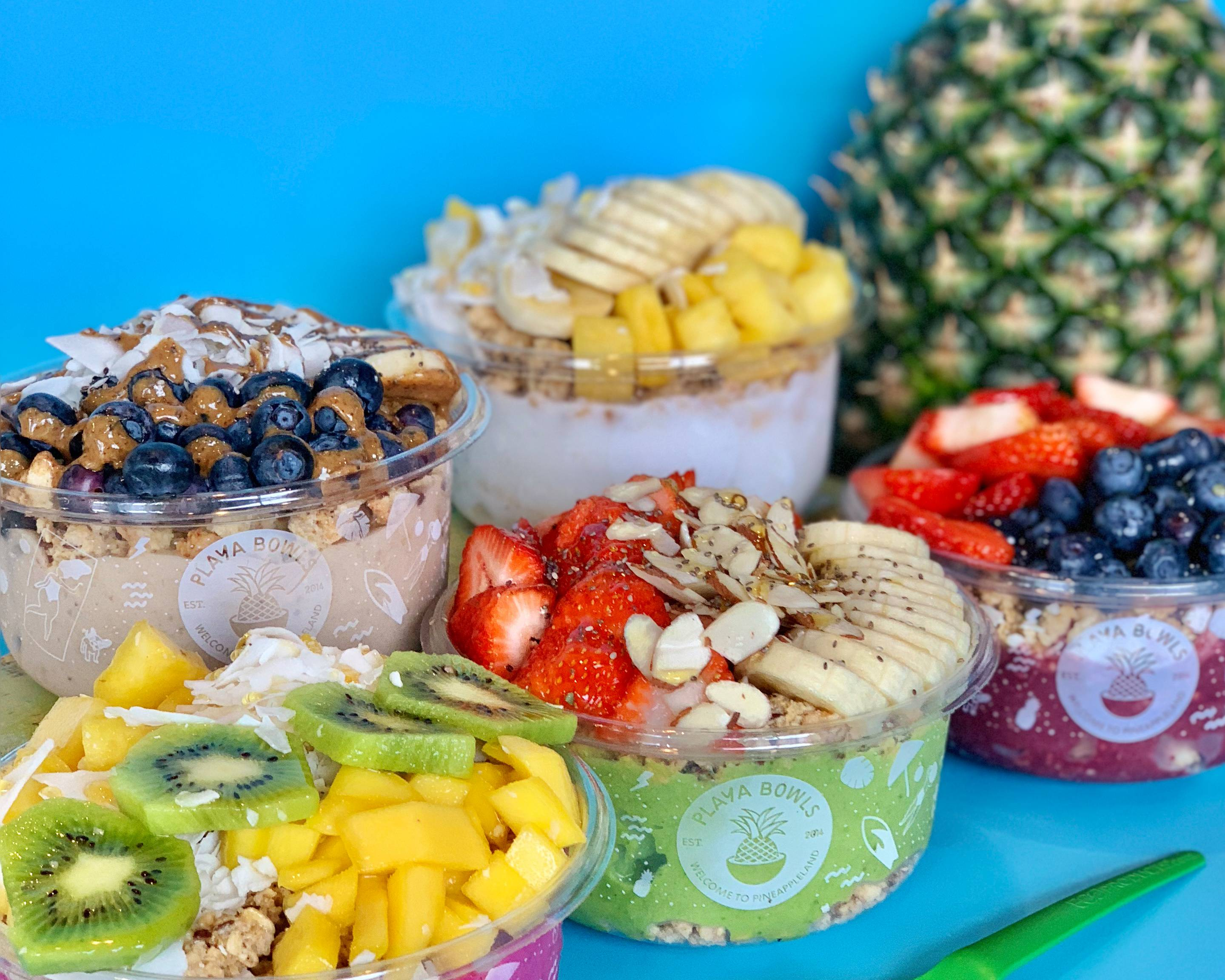 Order Playa Bowls (Rowan) Delivery Online | New Jersey | Menu ...