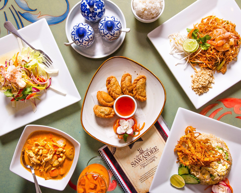Sawasdee Thai Cuisine Delivery Chesapeake Uber Eats