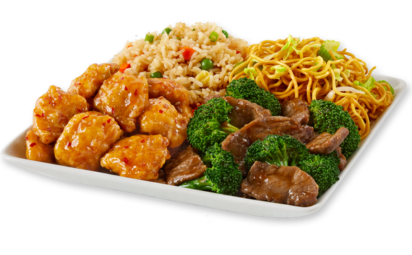 Panda Express (1602 North Street) Delivery | Nacogdoches